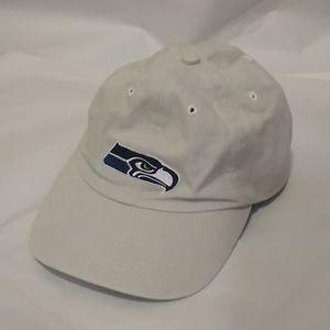 NFL | Seahawks Tan Baseball Hat